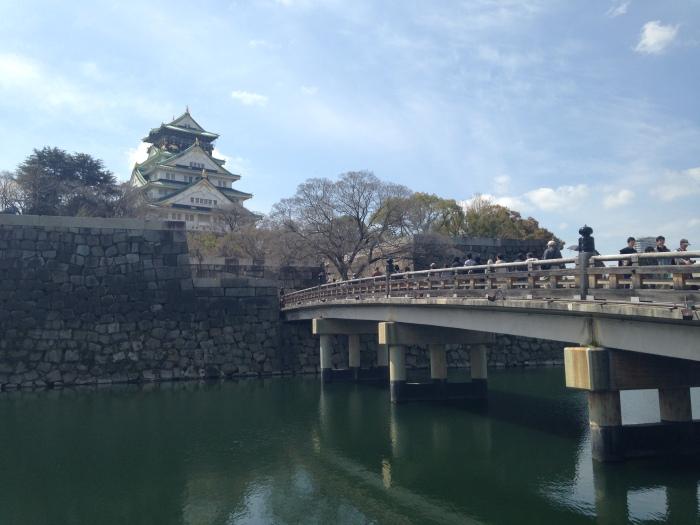 Hanami Osaka Castle (19)