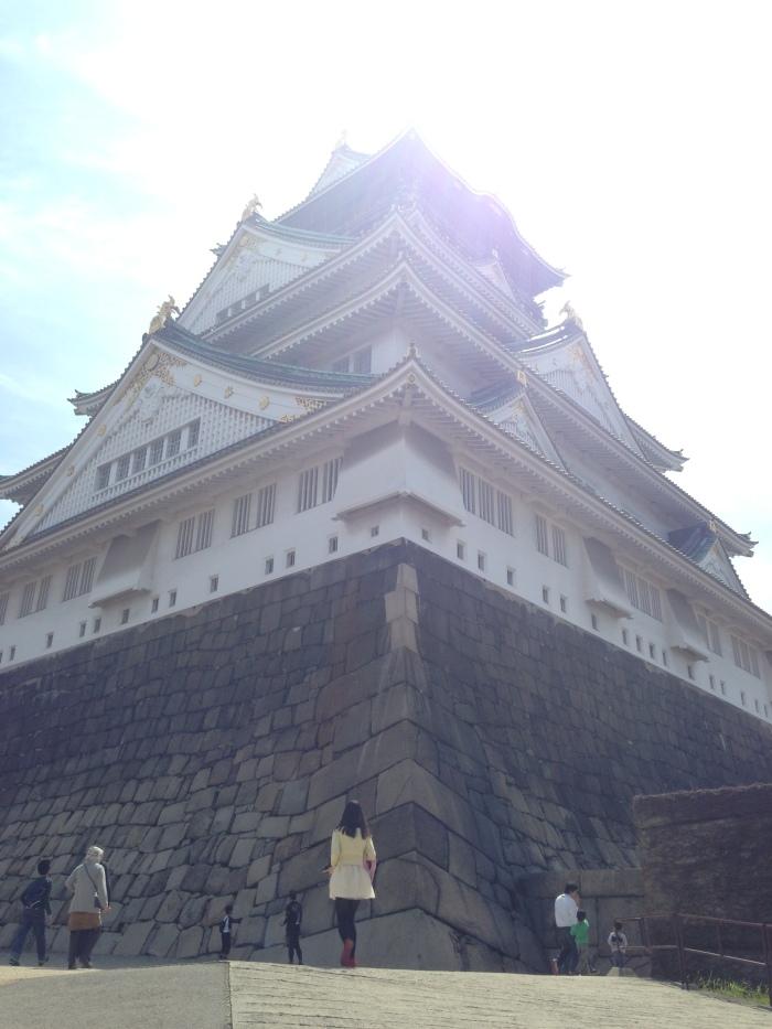 Hanami Osaka Castle (20)