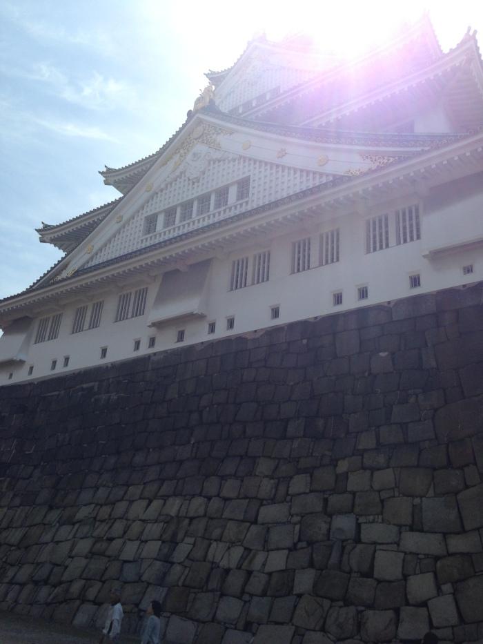 Hanami Osaka Castle (21)