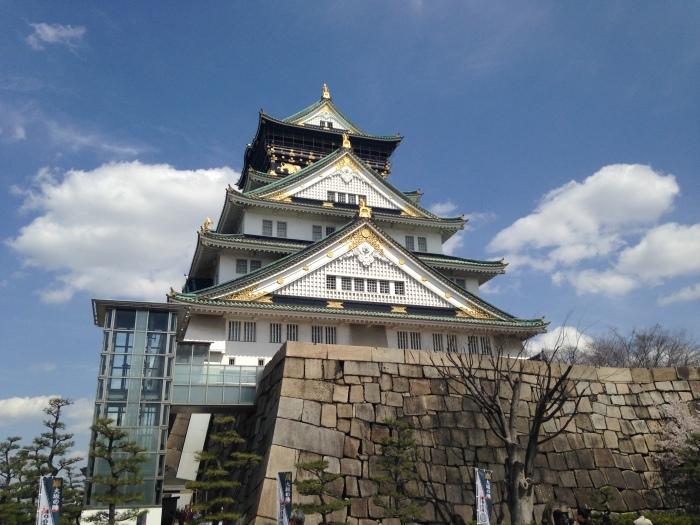 Hanami Osaka Castle (31)