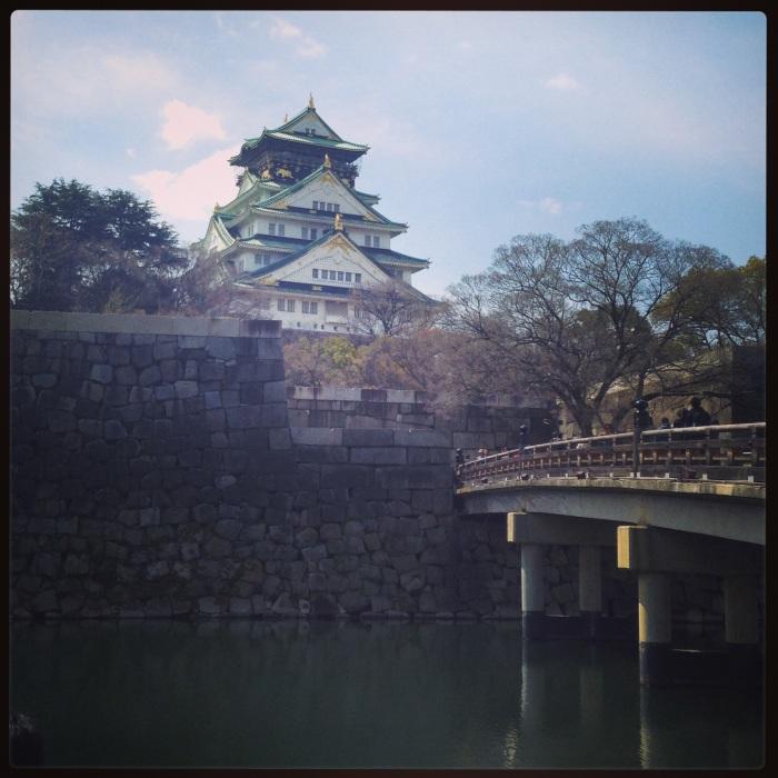 Hanami Osaka Castle (34)