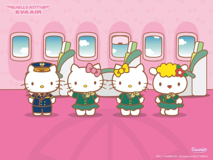 Hello Kitty Air