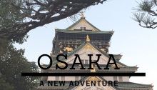 Osaka Castle Header